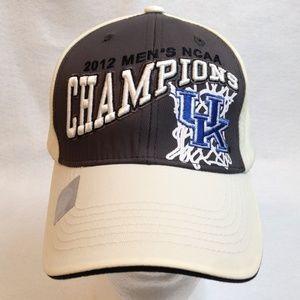 University of Kentucky UK 2012 NCAA Champions Cap